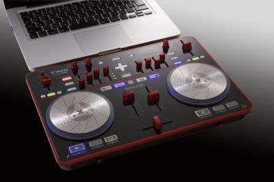 platine Controleurs DJ USB/MP3 Vestax - Typhoon