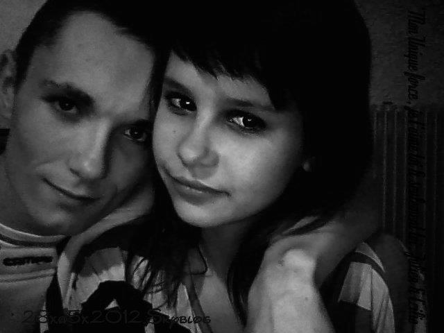 ' Julien & Cécilia.♥