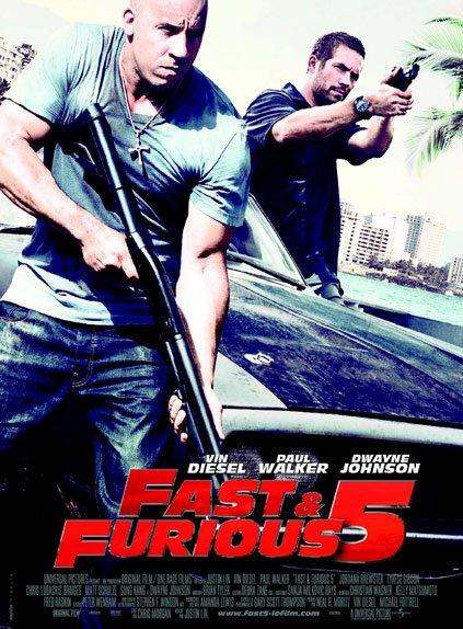 Fast & Furious 5LE 4 MAI AU CINÉMA