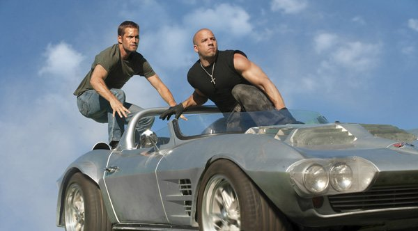 Fast & Furious 5, encore + fort