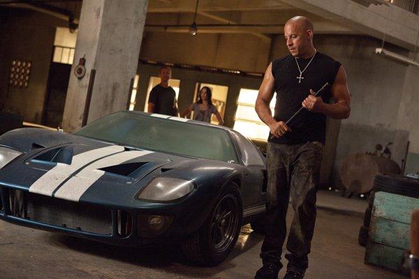 Fast & Furious 5 , nouveau genre !