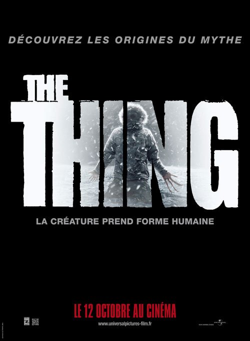 The Thing - Le 12 octobre au Cinéma -