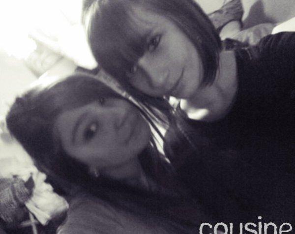 Cousine , je t'aime non seulement pour ce que tu es mais pour ce que je suis quand nous sommes ensemble.