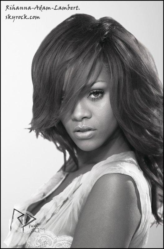 NIVEA ( Rihanna )      \\   GLAMOUR ~ SEPTEMBRE
