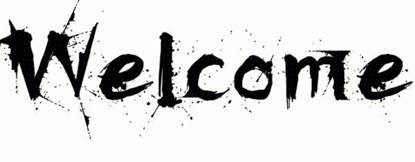 Welcome.