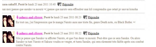 Retour sur la fin de Naruto Shippuden