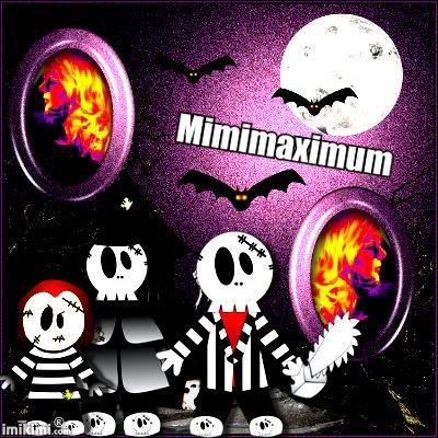 le temps d'halloween