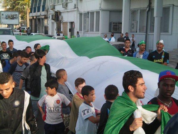 1-2-3 viva l'algérei