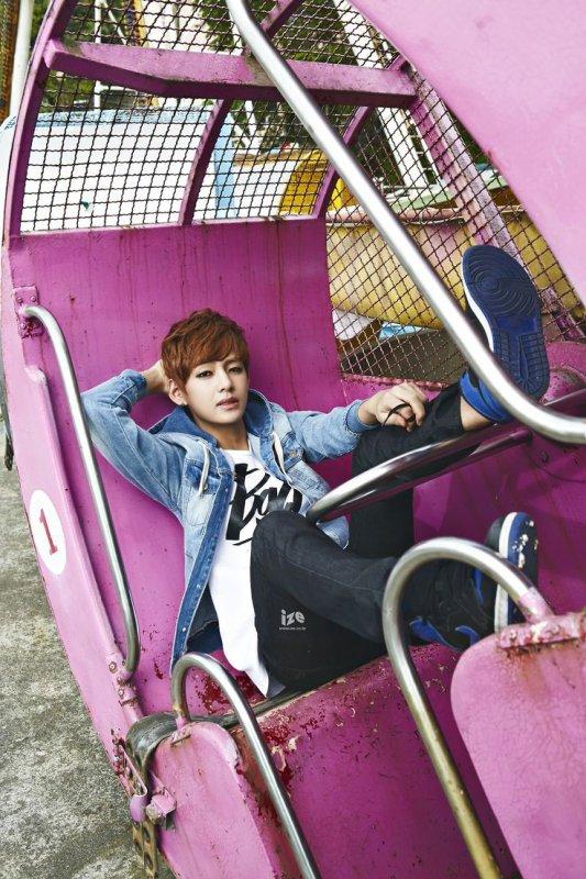 Kim TaeHyung - Le bipolaire ( réservé )