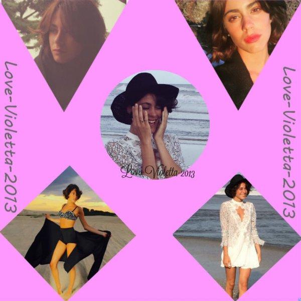 Pour Love-Violetta-2013