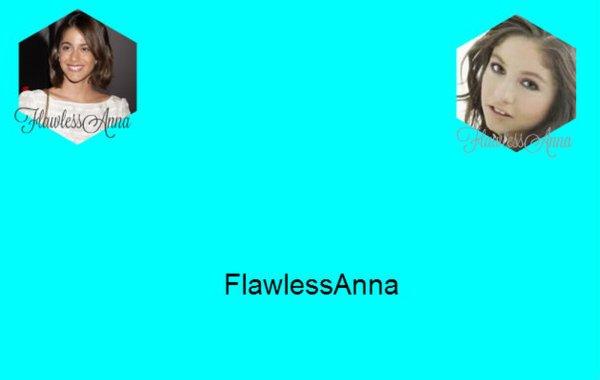 Cadeaux d'anniversaire pour FlawlessAnna