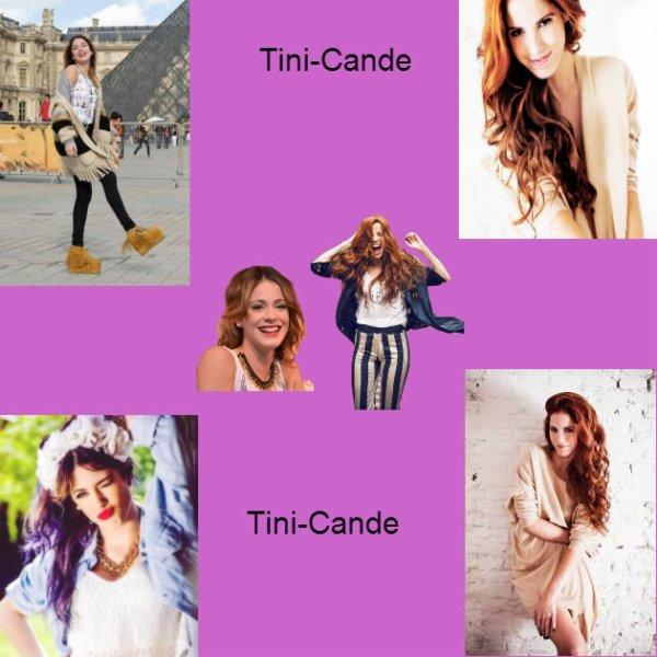 Cadeau pour Tini-Cande
