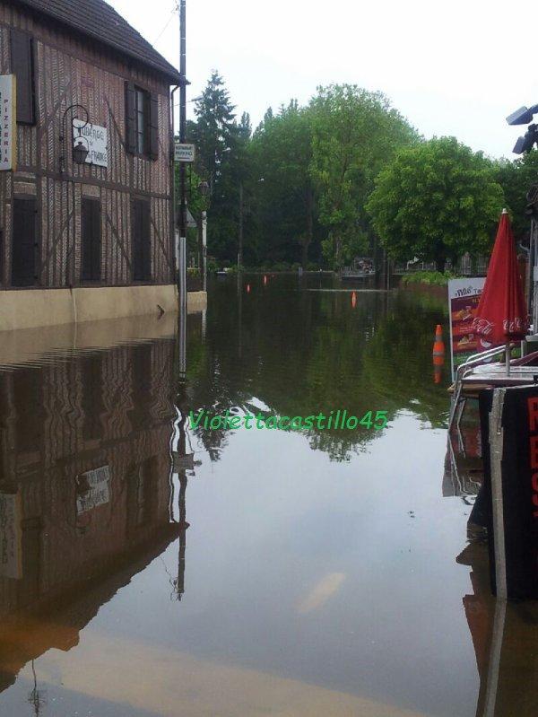 OMG !! Les inondations !!