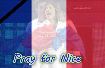 Offres ! #Pray for Nice