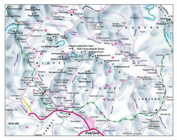 Chapitre 3 les Annapurnas