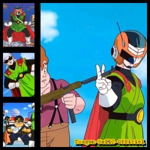 LA SAGA DU GREAT SAIYAMAN