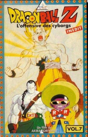 OAV 7- L'offensive des cyborgs