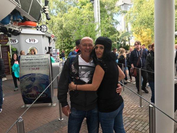 Super journée à Europa Park 2 Septembre 2017 ❤️