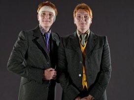 Fred & Georges Weasley Promo HP 7