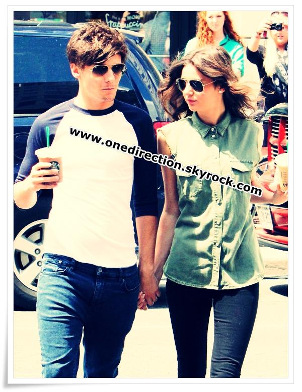 Louis Tomlinson et sa petite amie Eleanor : le mariage ?