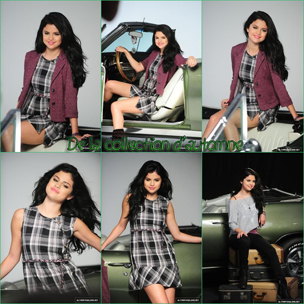 Pas de date ; Nouvelles photos pour Dream Out Loud / Photoshoots