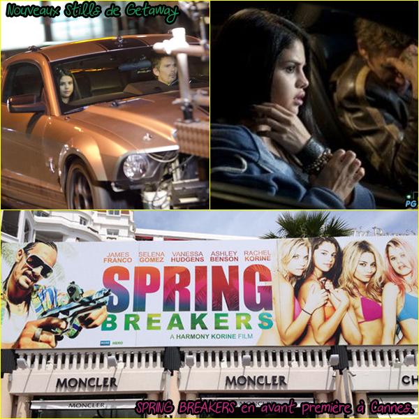 Pas de date ; Photos Persos + Stills de TG + Affiche de SB + Forbes / Facebook + Stills + Affiches + Photoshoots