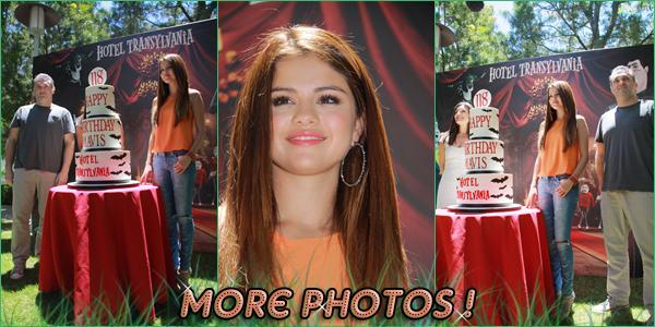 25 Juin 2012 ; Selena à un événement pour HT + Bande-annonce Petit Bonus / Events + Vidéos +  Bonus