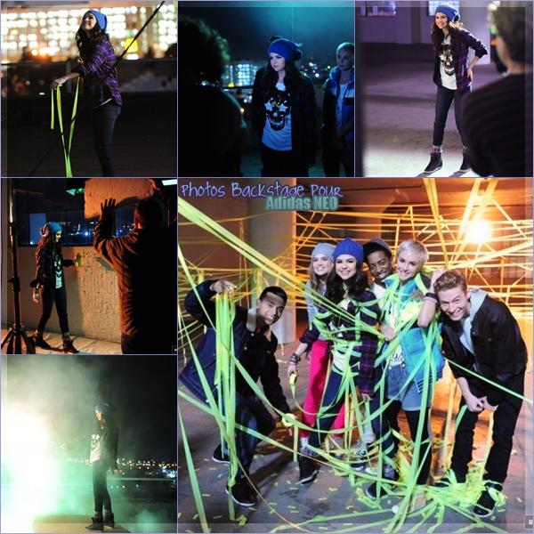 24 & 25 novembre 2012 ; Backstages de NEO + S. allant au véto + à l'aéroport de LAX / Photos + Candids