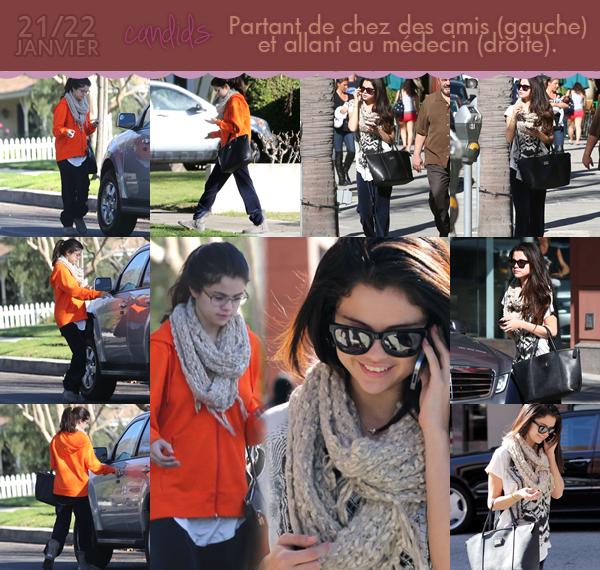 Posté le 26 janvier 2013 : Candids & Photoshoots ♥