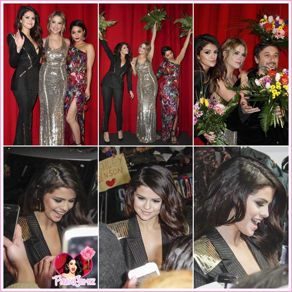 Posté le 23 février 2013 : Candids & Events ♥