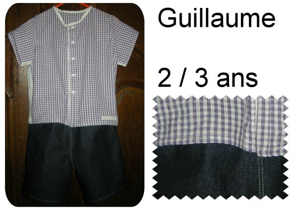 Guillaume   2 /3 ans