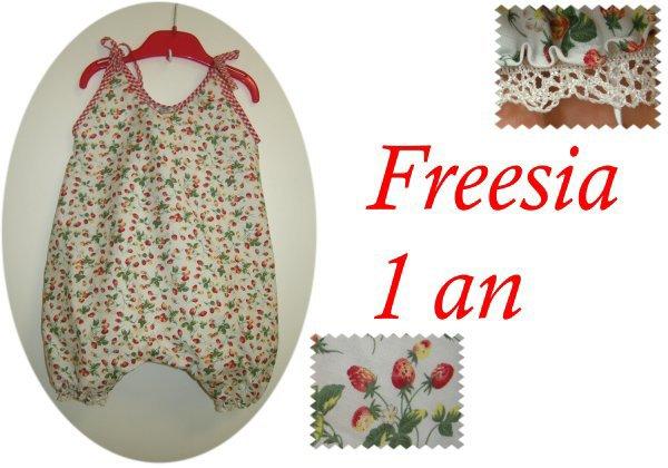 Freesia 1 an