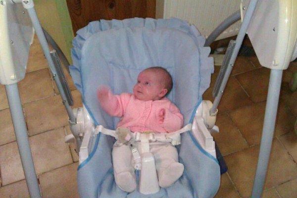 ma petite fille jade