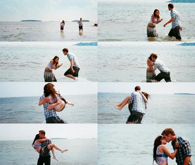 """"""" J'ai aucune idée du genre de vie qu'on aura, mais je veux être avec toi."""""""
