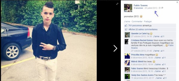Attention les fille des fake de FABIO SOARES