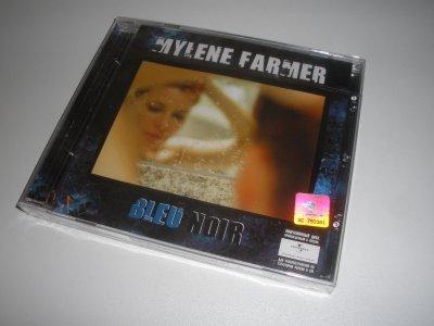 """CD Russe """"Bleu noir"""""""