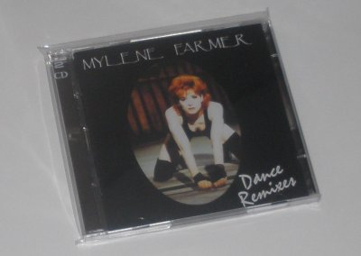 "Double CD 2éme pressage ""Dance remixes"""