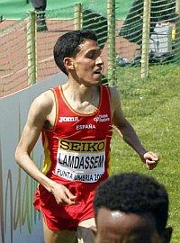 el mejor atleta español como  en el cross