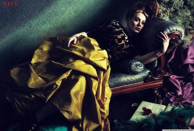 Adele Laurie Blue Adkins <3