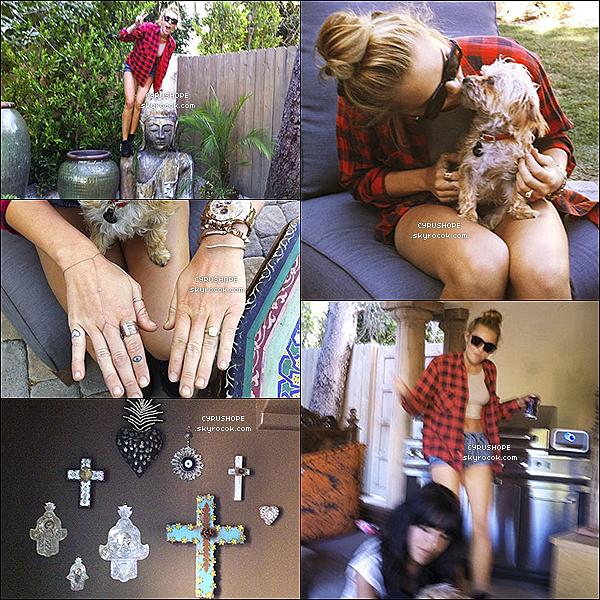 . Découvrez les photos prise lors de l'interview de Miley par le magazine Marie Claire.Cet interview a été réalisé le 21 juin dernier, quelques jours aprés le photoshoot réalisé par ce même magazine..