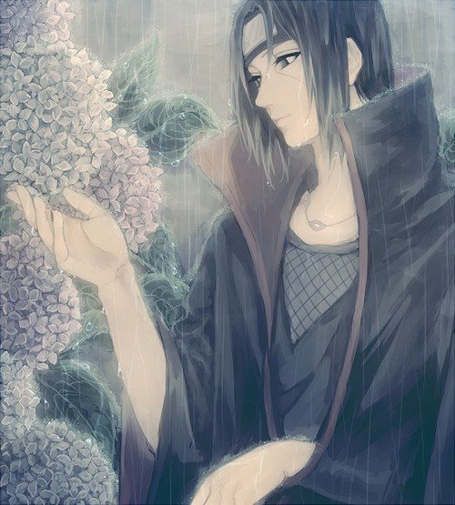 The  Second: Itachi Uchiwa l'Ange.