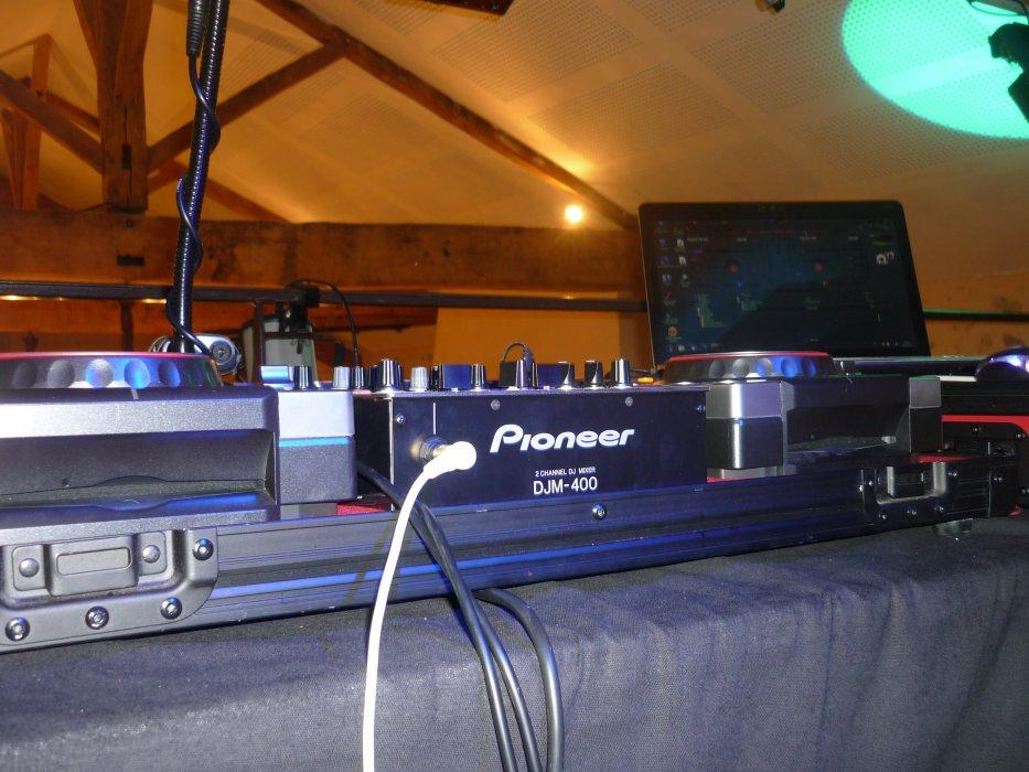 DJ plot