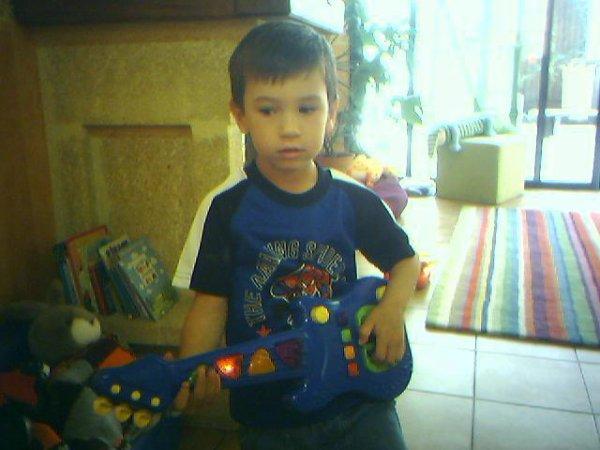 mon premier garcon ki a 8 ans