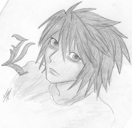 L de Death Note