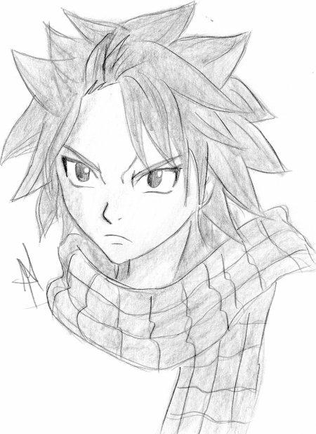 Natsu de Fairy Tail