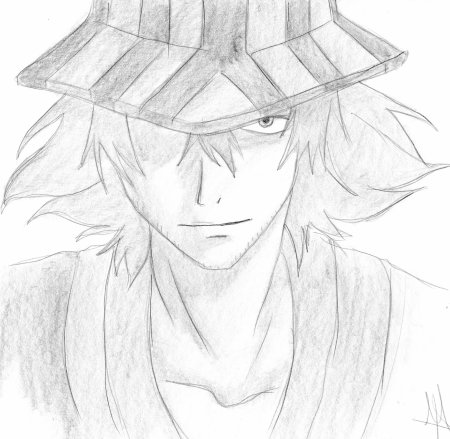 Urahara de Bleach