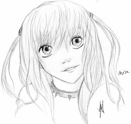 Misa Misa de Death Note