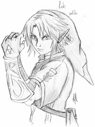 Link de Zelda