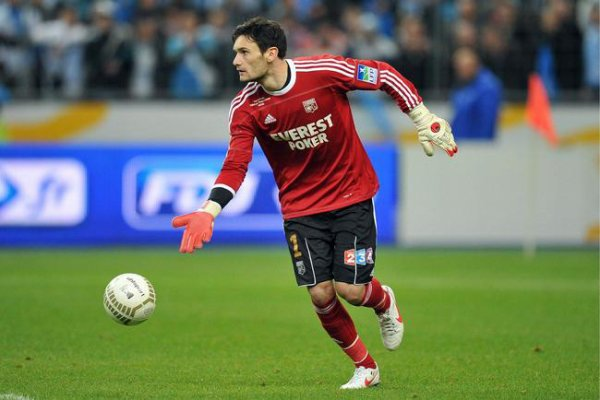 Hugo Lloris élu meilleur gardien de Ligue 1 2011-2012 pour sa 3em fois en  4 ans à Lyon !