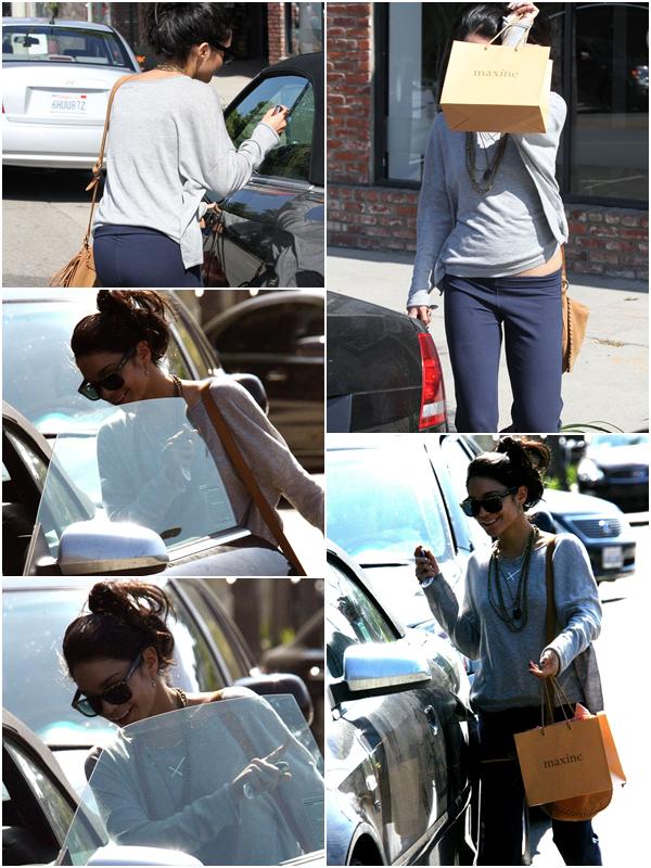 Za-Nessa-SourceMercredi 7 juillet : Vanessa a fait son petit shopping habituel ...pas de Zac : pas de TOP !   ;)Za-Nessa-Source
